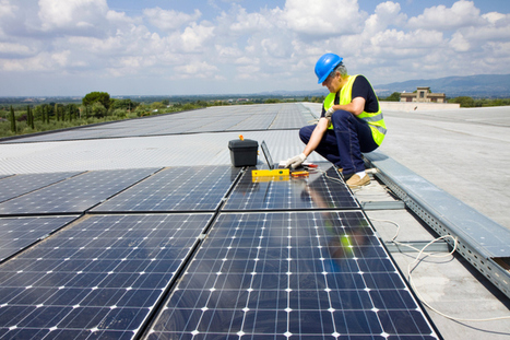 Thoughts About Utility-Scale Solar Energy | S&S - Energy | Scoop.it