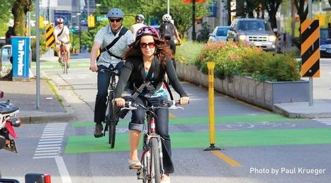 Bike Cafés - Continuing Studies - Simon Fraser University   tourism   Scoop.it