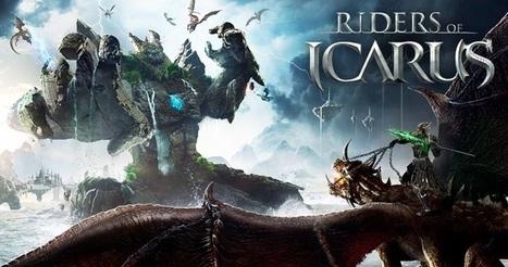 Riders of Icarus | MMOnline Oyunlar | Scoop.it