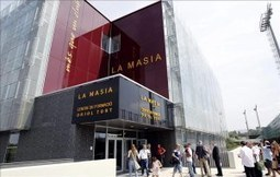 La Masia, dos años sin publicidad, a pesar de contrato para explotar esta vía | Hemeroteca | Scoop.it