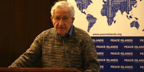 Chomsky: Syrian al-Nusra main recipient of Turkish aid | Saif al Islam | Scoop.it