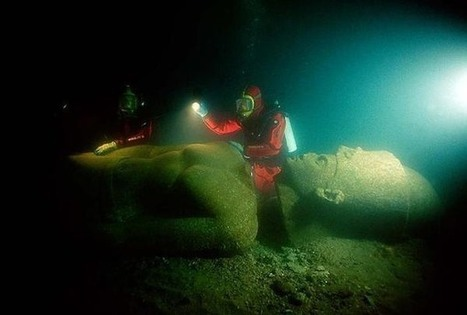 The Lost City of Heracleion | Ancient cities | Scoop.it