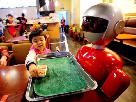 Introduce robots into classrooms to attract girls into coding, says expert | Urban Science Education | Scoop.it