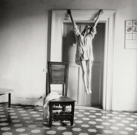 Francesca Woodman par Agnès Sire - L'Œil de la photographie | Art contemporain, photo & multimédias | Scoop.it