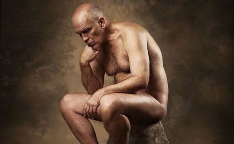 John Malkovich pose nu en couverture de son dernier album | Paper Rock | Scoop.it