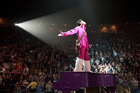 De Bruce Springsteen à LCD Soundsystem, une pluie d'hommages à Prince - Télérama | Bruce Springsteen | Scoop.it