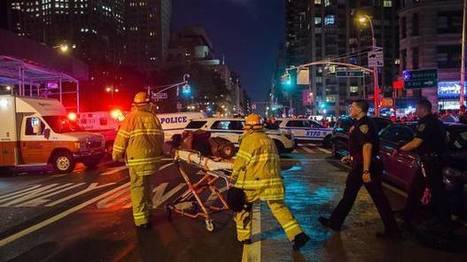 At least 29 injured in NYC explosion; second device found | Business News & Finance | Scoop.it