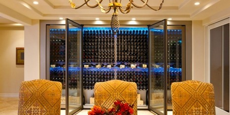 These 14 Wine Cellars Are What Dreams Are Made Of | Pull a Cork! | Scoop.it