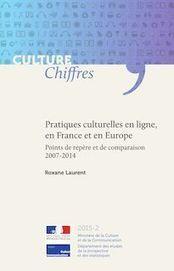 Pratiques culturelles en ligne en France et Europe (2007-2014)   Information and Technologies   Scoop.it