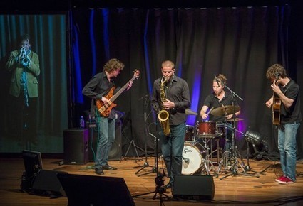 Jazz music and Big Data at the TERENA Networking Conference 2013 | HellasGRID | Scoop.it