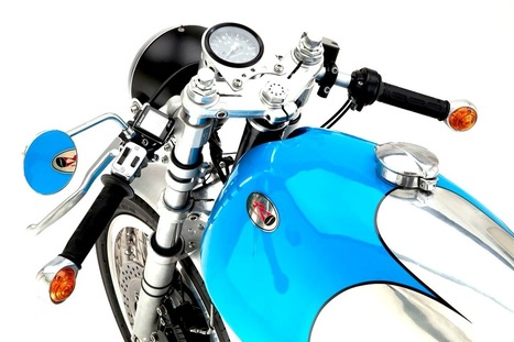 KaffeeMaschine 5 Moto Guzzi - Silodrome | Cafe Racers | Scoop.it