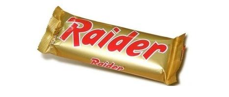 La barre chocolatée Raider revient dans la course | Branding - S.Ducroux | Scoop.it