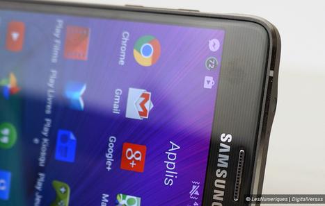 Samsung: la chute des ventes de smartphones se poursuit | Ma veille d'ANT | Scoop.it