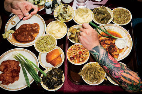 Food Trend: Southern Cuisine   CulinaryTourism   Scoop.it