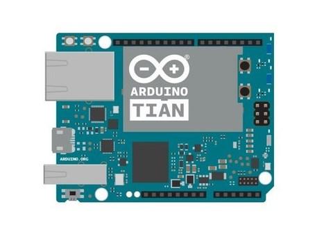 Arduino Tian Development Board Features 32-bit ARM Cortex M0 Core - Geeky Gadgets   Raspberry Pi   Scoop.it