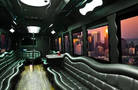 Bay Area Party Bus, Party Bus Rental Bay Area   Bay Area Corporate Limousine Services   Scoop.it