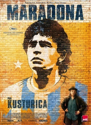 Film Review. Maradona By Kusturica - The Propagandist | Football (soccer) legends | Scoop.it