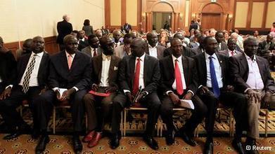 South Sudan peace negotiators 'met this morning' - Deutsche Welle | Research Capacity-Building in Africa | Scoop.it