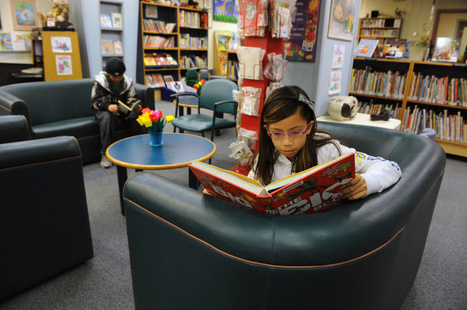 Kids, teens still prefer books to digital readers | Toronto Star | English Education | Scoop.it