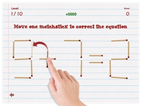 Matchmatics – Math Puzzles for Your iPad | iPad classroom | Scoop.it