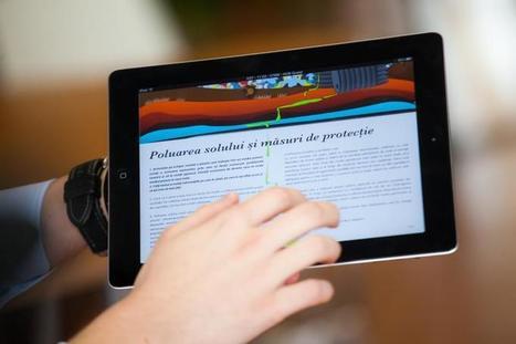 Istoria manualelor digitale în România (anul 2013) | Read Forward | Tabletele in Educatie | Scoop.it