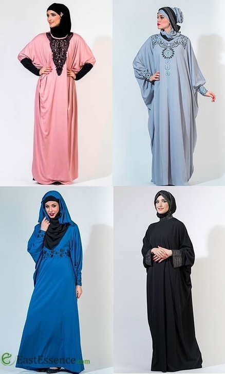 Have You Heard About Kaftan Abayas? | Islamic Clothes Online | Scoop.it