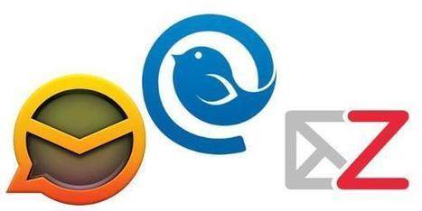 3 alternatives à Thunderbird (ou Outlook) sur Windows   Au fil du Web   Scoop.it