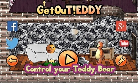 """GetOut! EDDY"" is new way of playing puzzle with physics 