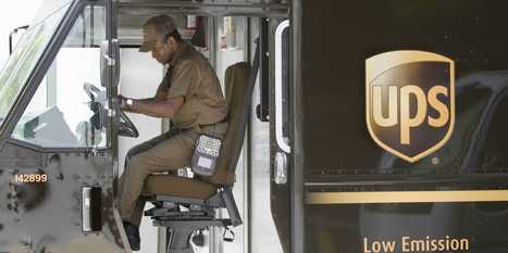 UPS Fires 250 Employees For Staging A 90-Minute Protest To Defend Co-Worker - Business Insider | Business News | Scoop.it