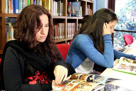 LECTURA LAB: Cómo organizar y dinamizar un club de lectores   Bibliotecas Escolares Argentinas   Scoop.it