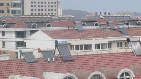China plans to quadruple solar power-generating capacity by 2015 | Post-Sapiens, les êtres technologiques | Scoop.it