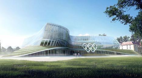 New International Olympic Committee HQ by 3XN | Venari Sourcing Scoop | Scoop.it
