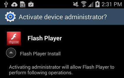 Simplocker tarnt sich als Flash Player App | Android | Mobile Security | CyberSecurity | Apps | Apps and Widgets for any use, mostly for education and FREE | Scoop.it