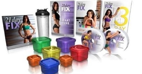 21 Day Fix Portion Control Diet and 30-minute Workout | Health & Wellness | Scoop.it