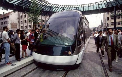 Strasbourg passe au titre de transport sur smartphone | Telecom et applications mobiles | Scoop.it