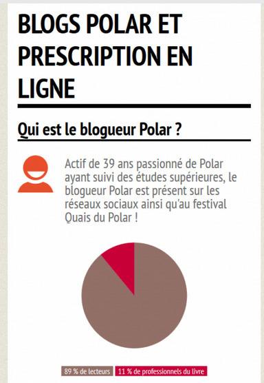 Blogs polar et prescription en ligne : résultats de l'enquête | Romans régionaux BD Polars Histoire | Scoop.it