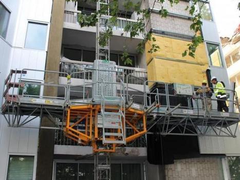 Des solutions d'accès innovantes pour rénover 464 logements   ISORE : Experts en projets durables   Scoop.it