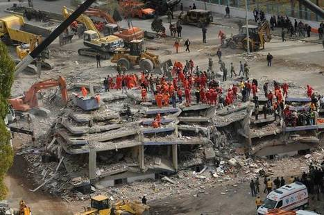 Earthquakes | GLOBALISATION AND THE OLYMPIC GAMES | Scoop.it