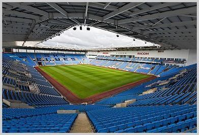 City of Coventry Stadium Seating Plan | Football Stadium Guides | Scoop.it