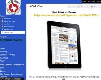 Around the Corner-MGuhlin.org: #iPad Deployment - Do Over. | iPad for School Administrators | Scoop.it