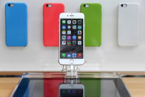 Apple Pulls New IOS Amid Dropped Calls. Advice on Twitter: DO NOT UPDATE   EconMatters   Scoop.it