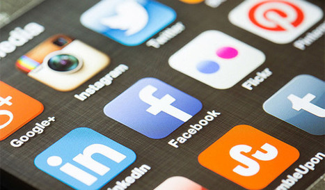 Social Media Guide for Web Designing Geniuses | Social Media 101 | Scoop.it