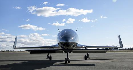 A sleek new plane from startup Cobalt will help prevent dangerous stalls | Innovation articles | Scoop.it
