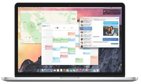 5 ways OS X Yosemite will change the way you work | Business & Tech | Scoop.it
