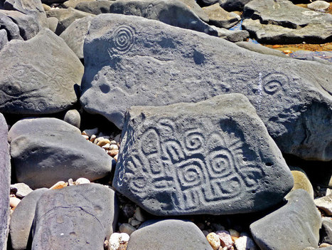 MEXIQUE : Who created Las Labradas petroglyphs? | World Neolithic | Scoop.it