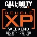 Black Ops 2 Double XP Weekend Started 14-17th | So Video Gaming | GamingShed | Scoop.it