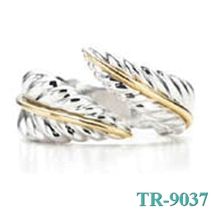 Tiffany and co Gold Feather Ring jewelry Outlet At TiffanyCOJewelryUKOutlet.org - $45.11 | style it | Scoop.it