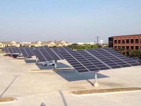 Kohl's Boosts Solar Portfolio with Solar Tree Chargers | oskreddy | Scoop.it