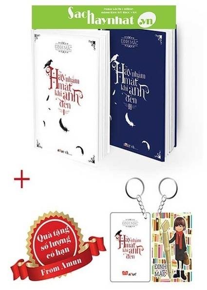 Combo Hãy Nhắm Mắt Khi Anh Đến (Tặng Kèm Móc Treo Chìa Khóa Ngộ Nghĩnh),là một cuốn sách hay tại sac | sachhaynhat.vn | Scoop.it
