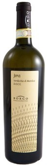 #madeinmarche wines: Jera Verdicchio di Matelica Riserva docg, Borgo Paglianetto | Wines and People | Scoop.it